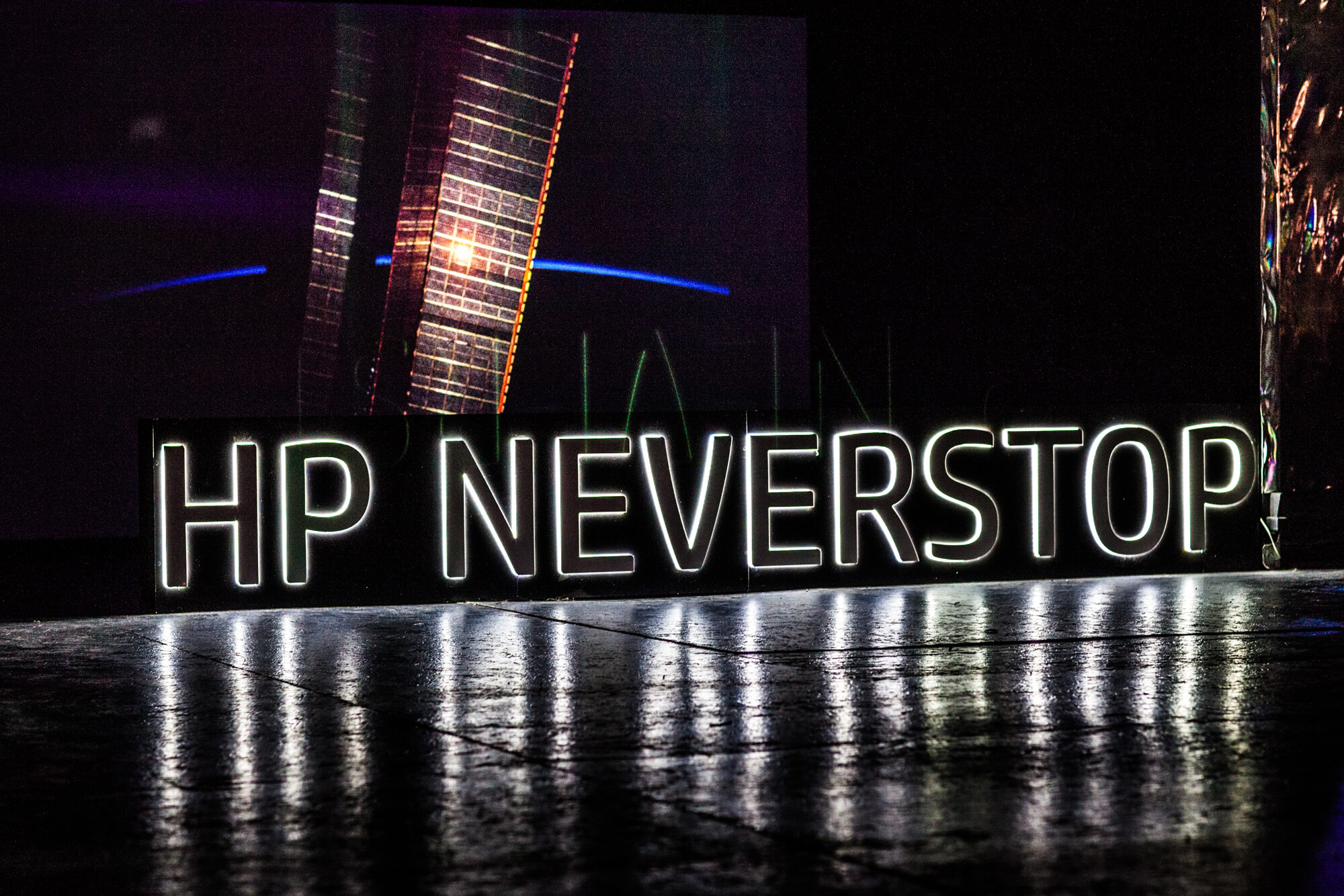 Neverstop the party