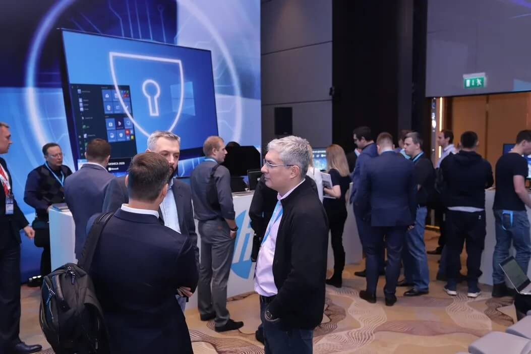 Решения HP для Бизнеса 2020