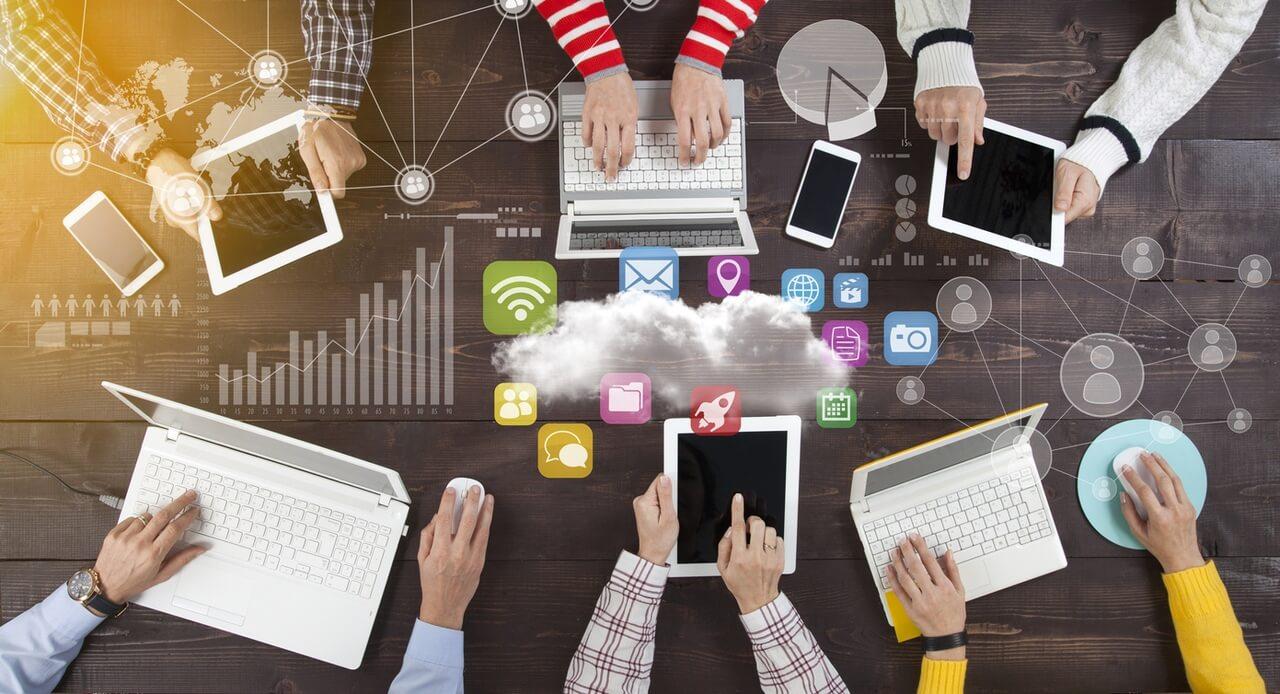 Онлайн-сервис для управления персоналом