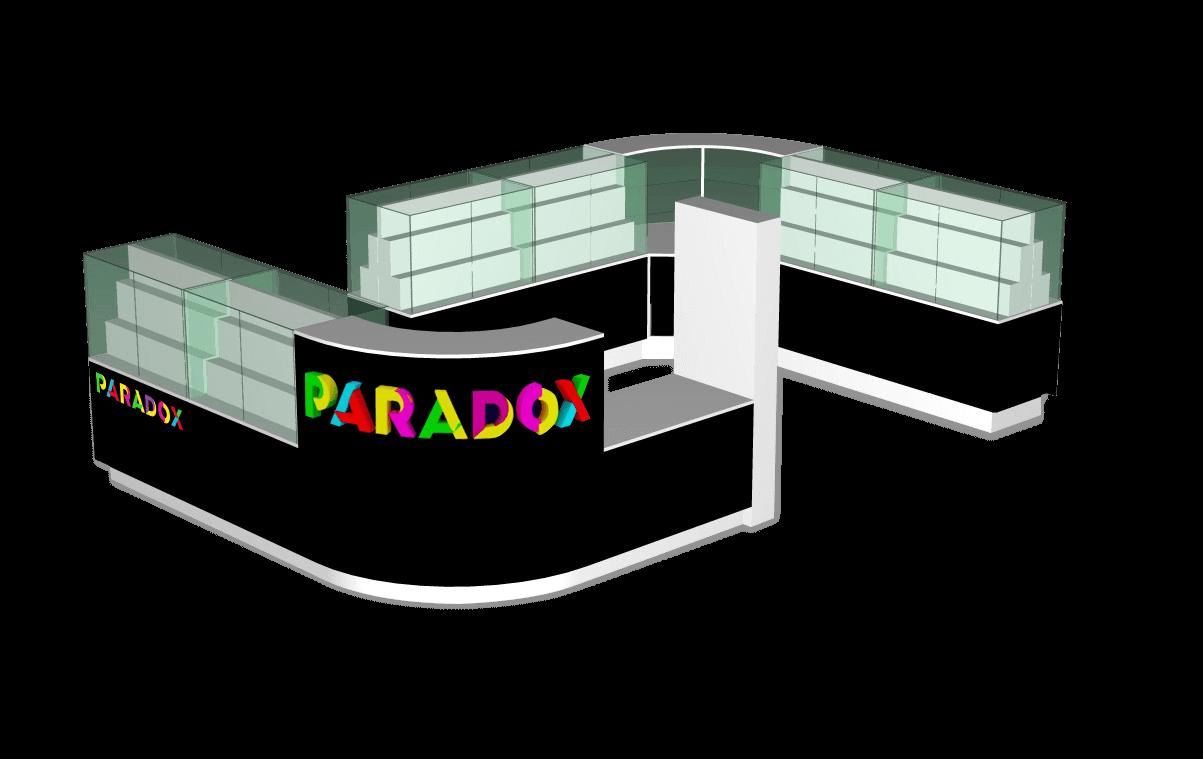 Стенд PARADOX